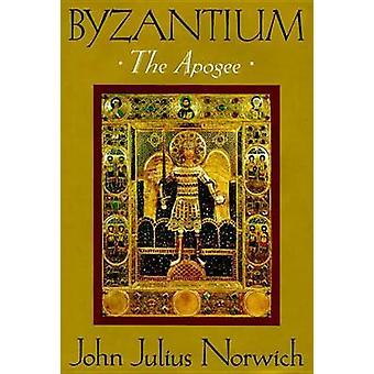 Byzantium - The Apogee by John Julius Norwich - 9780394537795 Book