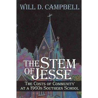De stengel van Jesse-de kosten van de Gemeenschap op een 1960 Southern school