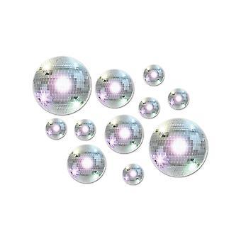 Découpes Disco ball