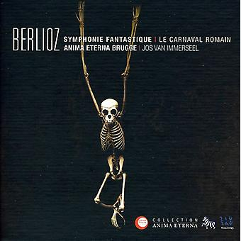 H. Berlioz - Berlioz: Symphonie Fantastique; Le Carnaval Romain [CD] USA import