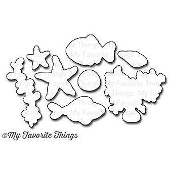 My Favorite Things Die-namics Sea Life (MFT-471)