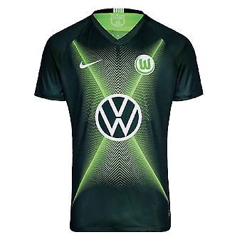 2019-2020 VFL Wolfsburg Casa Nike Camisa (Niños)
