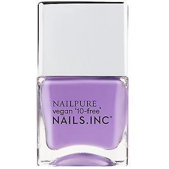 Nails inc NailPure 2019 Spring Collection - Son Cool To Be Kind (11259) 14ml