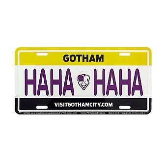 Joker HAHA rekisteri kilpi