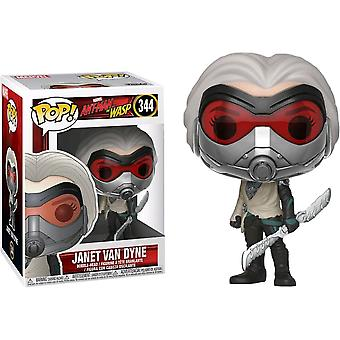 Ant-Man and the Wasp Janet Van Dyne Pop! Vinyl