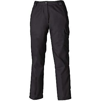 Dickies النساء فضفاضة تناسب متعددة جيب ملابس العمل بنطلون