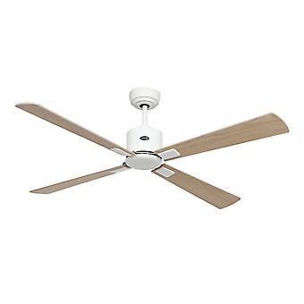 Ventilatore a soffitto CC ECO NEO III 132 WH Acero / Faggio