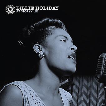 Billie Holiday - At Storyville [Vinyl] USA import
