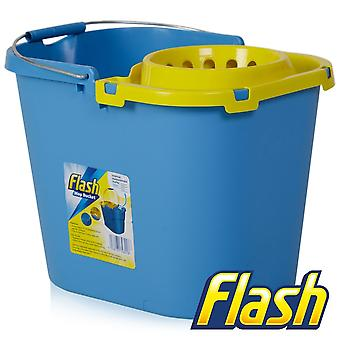 Wham Storage Flash 16 Litre Mop Bucket