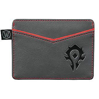 World of Warcraft, card holder-Horde