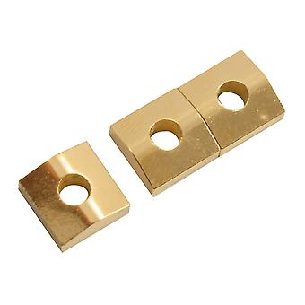 Floyd Rose Nut Clamping Block (set Of 3)
