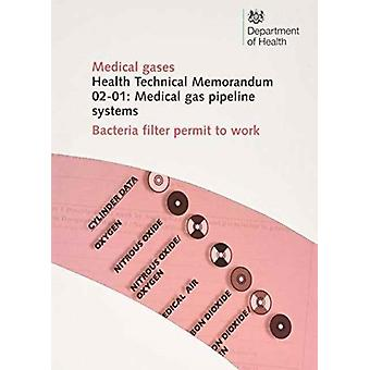 Medical Gas Pipeline Systems  Bacteria Filter Permit to Work by Great Britain Department of Health Estates and Facilities Division
