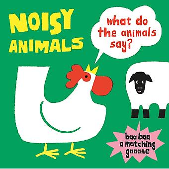 Noisy Animals A Matching Game by Kenji Oikawa