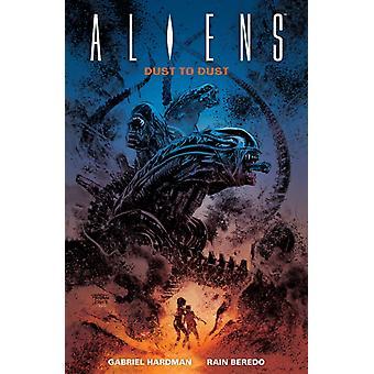 Aliens Dust To Dust by Gabriel Hardman