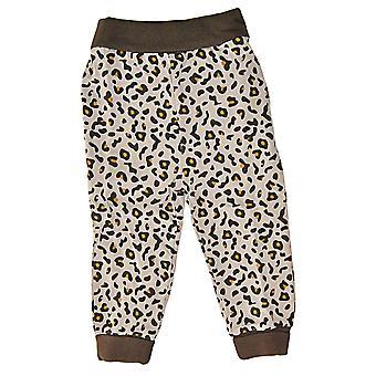 Spodnie dla niemowlątleopard