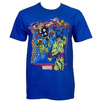Marvel Avengers kanji T-paita