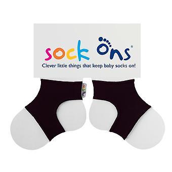 SockOns - Pequeñas cosas inteligentes que mantienen calcetines de bebé en! - 6-12m
