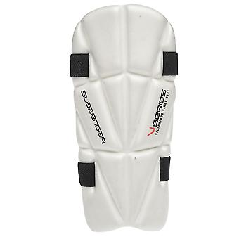 Slazenger Unisex VS arm vakt Kids cricket pad skyddsutrustning