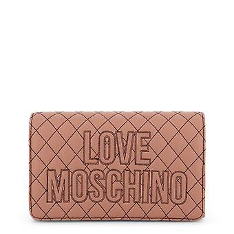 Amore moschino donne's borsa a tracolla - jc4316pp08kg, rosa