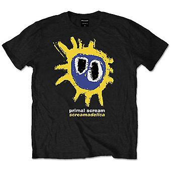 Primal Scream Screamadelica Bobby Gillespie Official T-Shirt