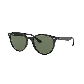 Ray-Ban RB4305 601/71 Black/Green Sunglasses