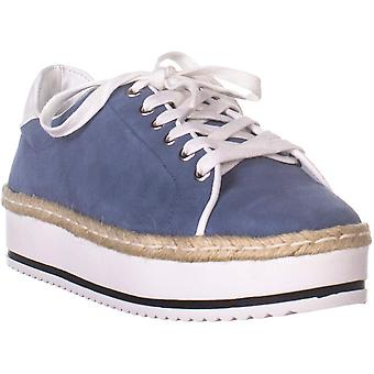 Steve Madden Womens Rule Suede Low Top Lace Up Fashion Sneakers