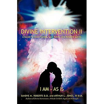 Divine Intervention II A Guide To Twin Flames Soul Mates and Kindred Spirits by Roberts & Sandye M.