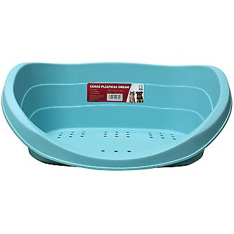 Ica Plastic Xxl Fashion Bed (Dogs , Bedding , Beds)