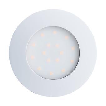 Eglo Pineda-Ip - LED Außeneinbaustrahler Weiß IP44 - EG96416