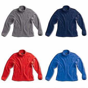 SG Mens Full Zip Anti-Pill Fleece Jacket