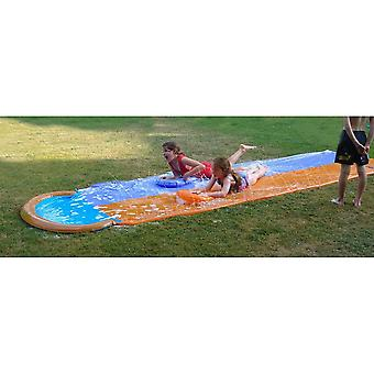 Garden Games: Racing Water Slide