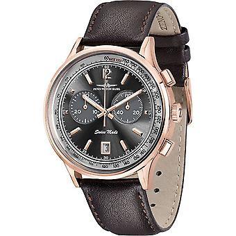Zeno-Watch - Wristwatch - Men - Luc Tachymeter 5181-5021Q-Pgr-g1