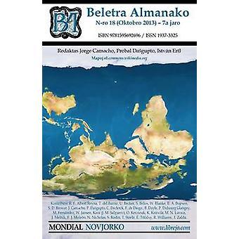 Beletra Almanako 18 Ba18  Literaturo En Esperanto by Camacho & Jorge