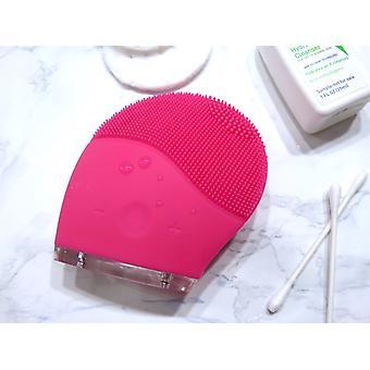 Reinigende Gesichtsbürste Silikon