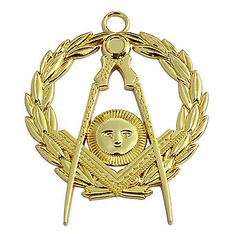 Masonic collar grand lodge jewel - senior deacon