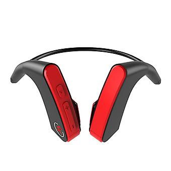 E1 portable bone conduction earhook wireless bluetooth earphone hifi bass noise cancelling with mic