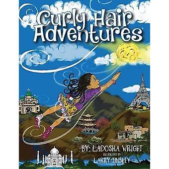 Lockigt hår äventyr av Wright & Ladosha