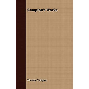 Campions Works by Campion & Thomas