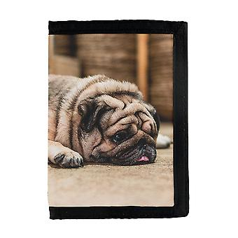 Dog Pug Wallet