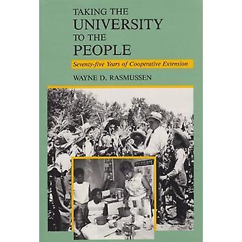 Att ta universitetet till folket - sjuttiofem år av Cooperativ