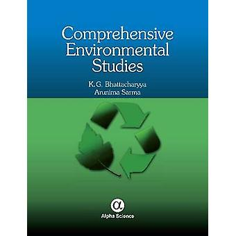 Comprehensive Environmental Studies by Krishna Gopal Bhattacharyya -