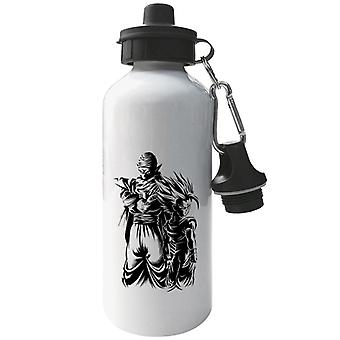 Dragon Ball Z Piccolo Gohan Ink Aluminium Sports Water Bottle