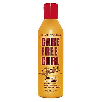 Softsheen-carson care free curl gold, instant activator, 8 oz