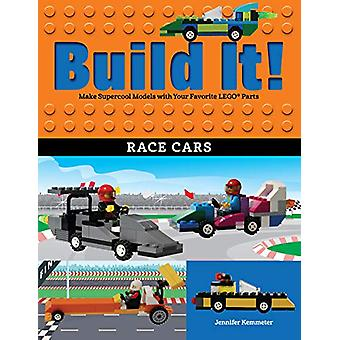 Build It! Race Cars - Make Supercool Models with Your Favorite LEGO (R