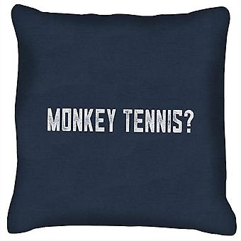 Alan Partridge Monkey Tennis Cushion
