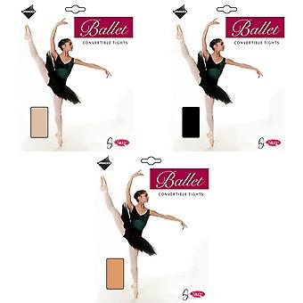 Silky Girls Dance Ballet Tights Convertible (1 Pair)