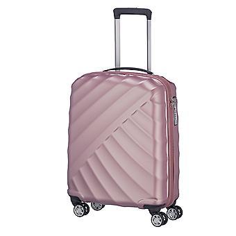 TITAN Shooting Star Dámský vozík na příruční zavazadla S, 4 kolečka, 55 cm, 40 L, růžová