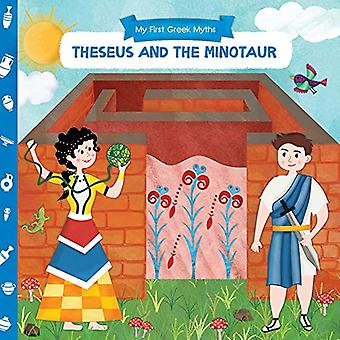 My First Greek Myths - Theseus and the Minotaur by Anna Goutzouri - 97