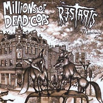 M.D.C. / Restarts - Mobocracy [Vinyl] USA import