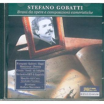 Stefano Gobatti - Gobatti: Broni Da Opere E Compsizioni Cameristi [CD] USA import